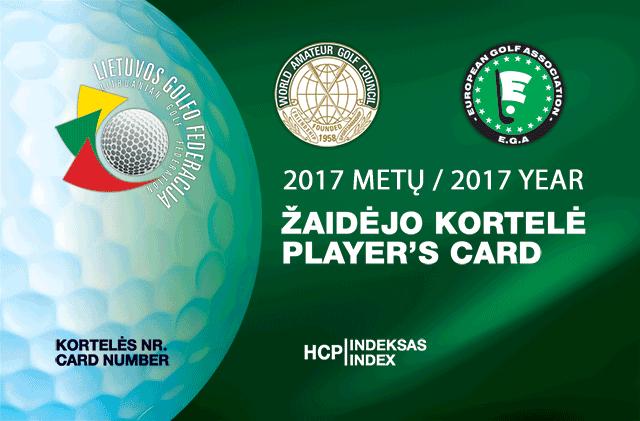 LGF 2017 HCP kortelė